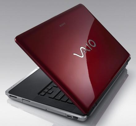 Sony's Vaio CR series finally gets official