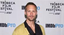 Alexander Skarsgård Receives the IMDb STARmeter Award at the Tribeca Film Festival