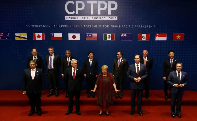 Asia Pacific Nations Sign Sweeping Trade Deal Without Us