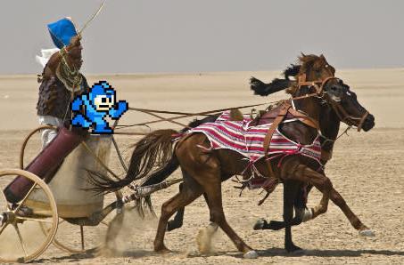 New Nintendo eShop releases: Chariot, Mega Man Battle Network 2