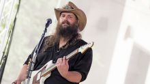 Chris Stapleton Leads CMA Nominations