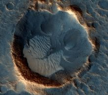Congressman Asks NASA if There's an Ancient Civilization on Mars. For Real