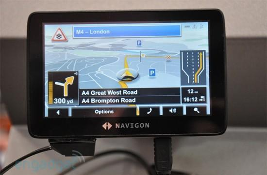 Navigon withdraws from GPS business in North America