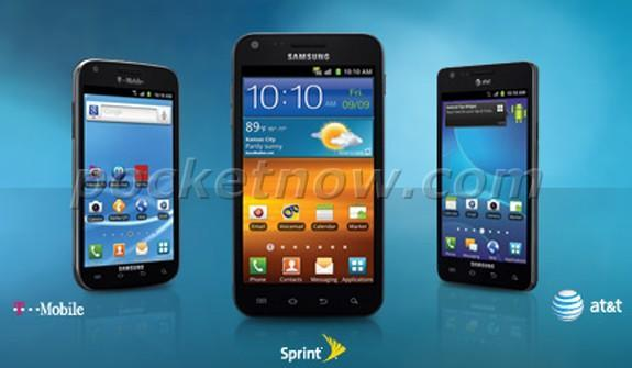Samsung pushes Galaxy S II launch event back a day due to Hurricane Irene