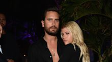 Scott Disick and Sofia Richie pack on the PDA at first official event as a couple