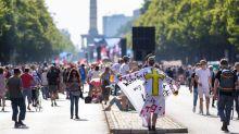 Umfrage: Fast alle Bundesbürger lehnen Corona-Demonstrationen ab