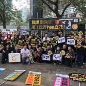 動物福利法諮詢收2500份意見書 陳肇始:本月向立法會匯報
