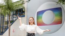 Larissa Manoela anuncia ida à Globo com música da Globeleza