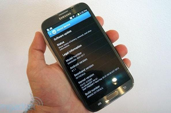 Samsung releases Galaxy Note II source code, gives modders a big fish to fry