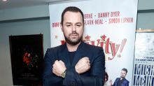 Danny Dyer reveals he once had to smash a wardrobe after building it around himself
