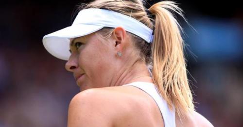 Roland-Garros - Roland-Garros : Maria Sharapova, la FFT se prononcera le 15 mai