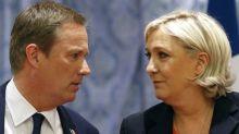 Présidentielle: Marine Le Pen appelle son ancien allié Nicolas Dupont-Aignan à la rejoindre