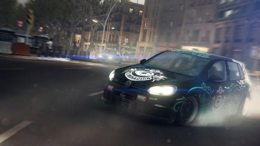 Grid 2 gameplay trailer drifts through Japan