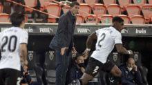 Valencia completa dos tercios de Liga discretos, pero con cifras de salvación