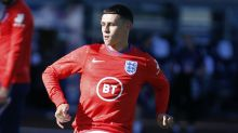 A look at Phil Foden's first start for England against Iceland