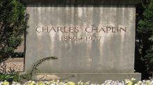 Cuando el ataúd de Charles Chaplin fue secuestrado por un par de criminales aficionados