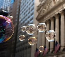 Two charts show why the stock market today is a far cry from the dot-com bubble