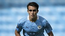 Barcelona target Garcia rejects new Man City deal