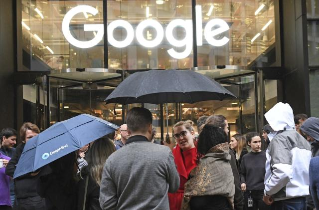 Google settles with contractor over alleged racial discrimination