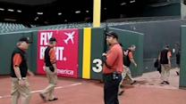 SF Giants hold evacuation drill at AT&T Park