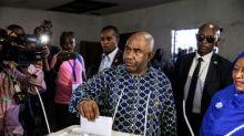 Outgoing Comoros leader Azali looks set to win new term