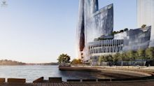 Crown Resorts Ltd (CWN.AX) Australia's Most Luxurious Hotel Resort and Sydney's Newest Dining Precinct