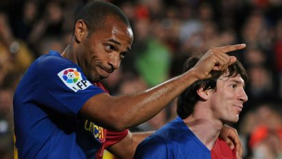 PL Legend Thierry Henry Believes Barca Superstar Lionel Messi Can Become Yet Even Better