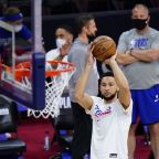 Washington Nationals troll Sixers star Ben Simmons' lack of a jumper