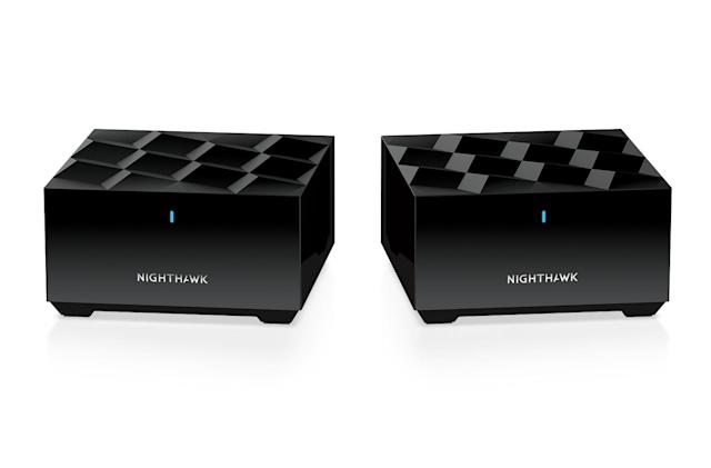 Netgear's Nighthawk WiFi 6 mesh routers aren't crazy expensive