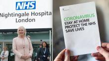 Coronavirus: Nadine Dorries defends suggestion UK could be on 'full lockdown' for months