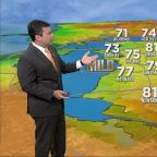AccuWeather Forecast: Inland heat wave this week
