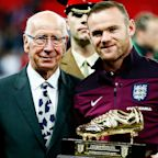 What is Wayne Rooney's net worth and how much does the Everton star earn?