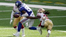 Giants take big step back in losing to San Francisco