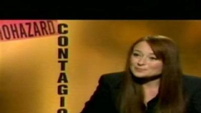 Gino Sits Down With Actress Jennifer Ehle