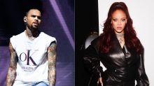 Dez anos após agressão, Chris Brown comenta foto de Rihanna e é criticado por fãs