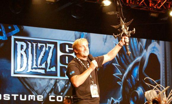 Jay Mohr confirmed for BlizzCon 2010