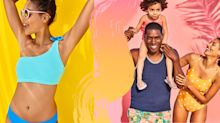 These adorable swimsuits for the whole family look way more expensive than they are