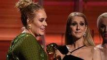 Céline Dion Reveals Adele Cheered Her Up During 'Rough Time' With Health Issues