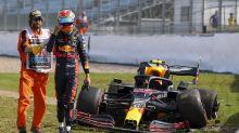 VÍDEO: Veja o acidente de Albon no 2º treino da F1 na Grã-Bretanha