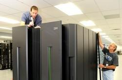 IBM's zEnterprise architecture makes mainframes cool again, also efficient (video)