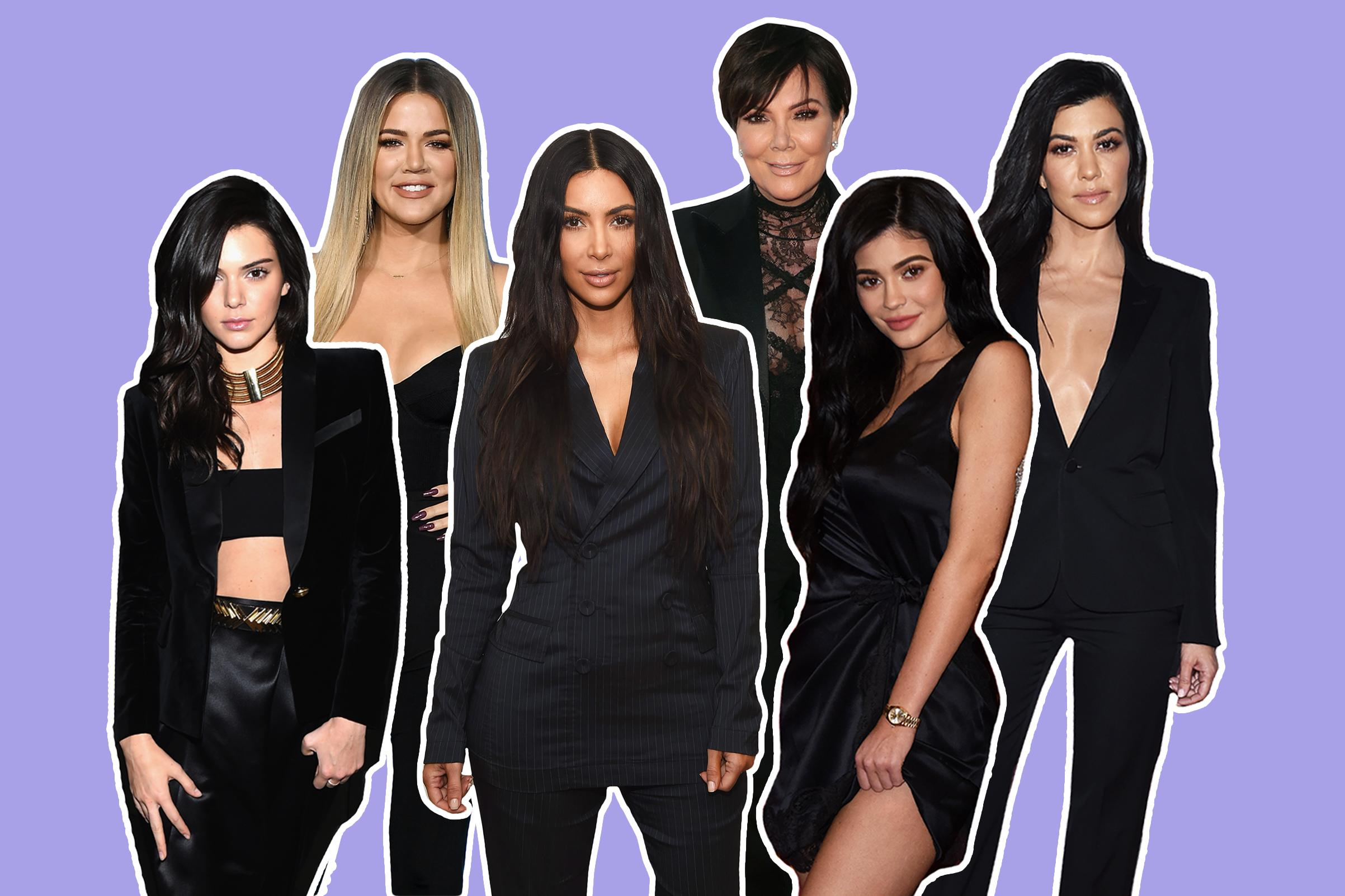 A Ranking of the Richest Women of the KardashianJenner Clan