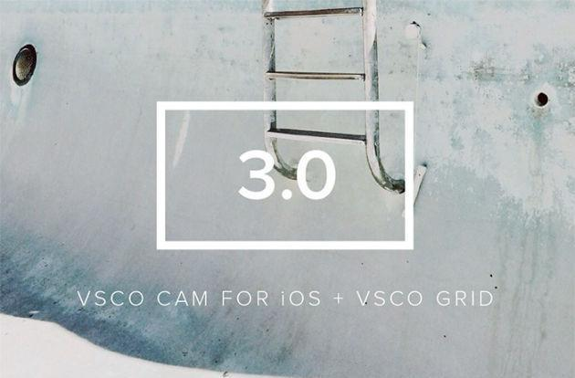 VSCO Cam app for iOS adds more 'community' features in a bid to take on Instagram