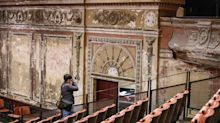 Inside Alexandra Palace's restored Victorian theatre – open for the first time in 80 years