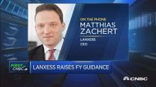 Lanxess is accelerating its growth with Chemtura buy: CEO