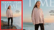 Trump tells Greta Thunberg to 'chill', calls her Time's Person of the Year selection 'ridiculous'