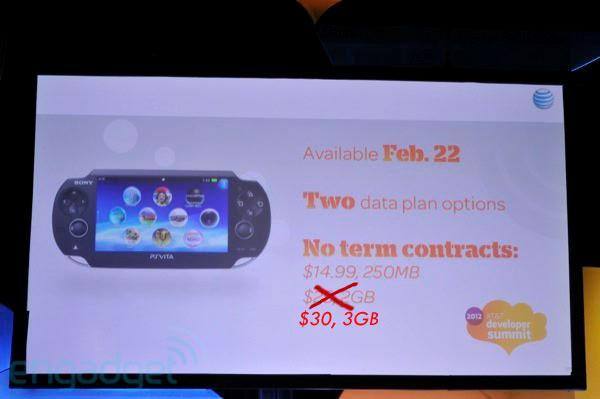 PlayStation Vita gets updated 3G data plan, offers an extra gigabyte for a Lincoln