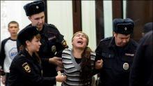 Elf Menschen wegen Bombenanschlags auf U-Bahn in St. Petersburg verurteilt