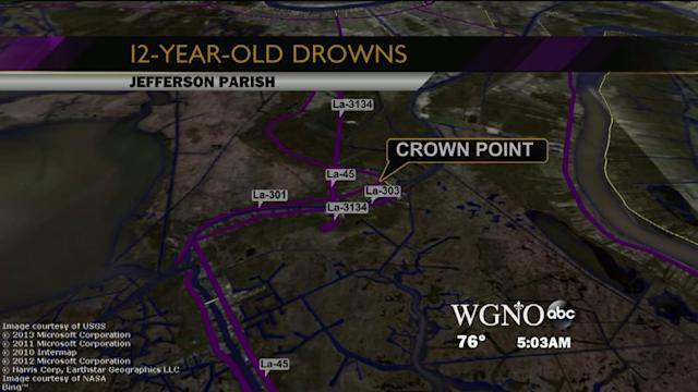 Young Boy Drowns After Barge Jump
