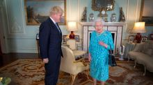 Queen Elizabeth to set out PM Johnson's agenda on Thursday