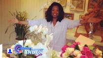 Instant Index: Oprah's Back Injury; Tina Fey and the Muppets